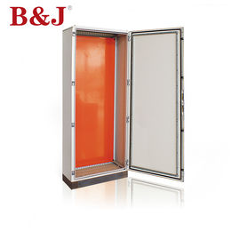 IP55 Industrial Stand Stand Electrical Enclosures โครงสร้างแข็งแรงทนทาน